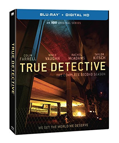 True Detective Season 2 Blu Ray