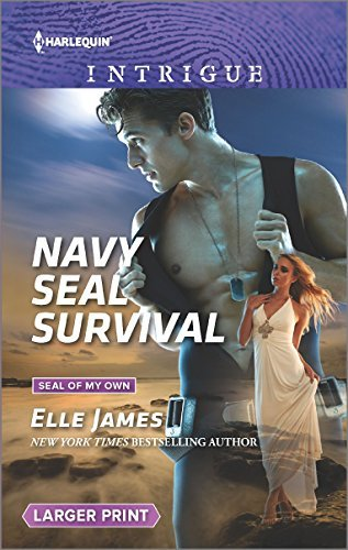 Elle James Navy Seal Survival What Happens On The Ranch Bonus Story Large Print