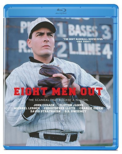 Eight Men Out Cusack Sweeney Lang Alexander Sheen Blu Ray Pg