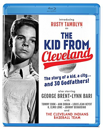 Kid From Cleveland Tamblyn Brent Bari Blu Ray Nr
