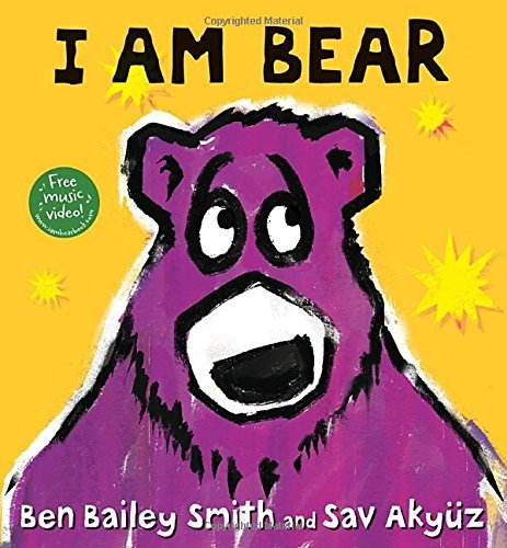 Ben Bailey Smith I Am Bear