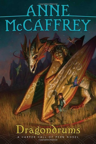 Anne Mccaffrey Dragondrums Reissue