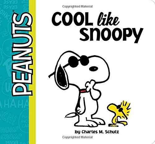 Charles M. Schulz Cool Like Snoopy
