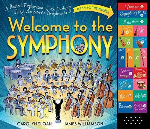 Carolyn Sloan Welcome To The Symphony A Musical Exploration Of The Orchestra Using Beet