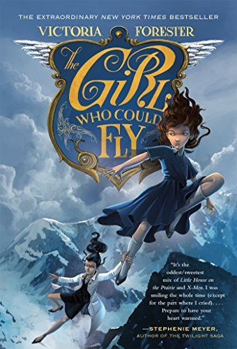 Victoria Forester The Girl Who Could Fly