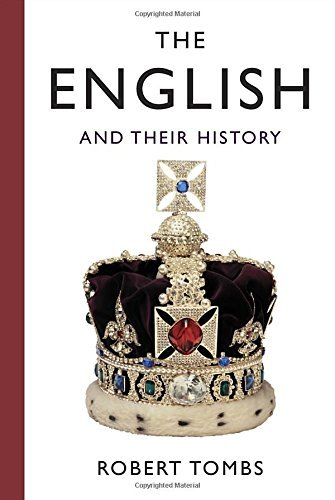 Robert Tombs The English And Their History