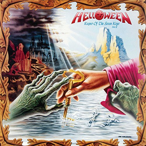Helloween Keeper Of The Seven Keys Part 2 Keeper Of The Seven Keys Part 2