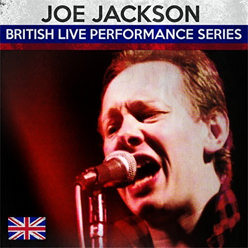 Joe Jackson Bristish Live Performance Seri