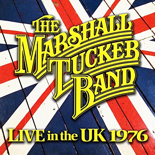 Marshall Tucker Band Live In The Uk 1976
