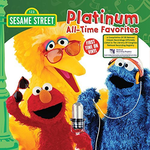 Sesame Street Platinum All Time Favorites