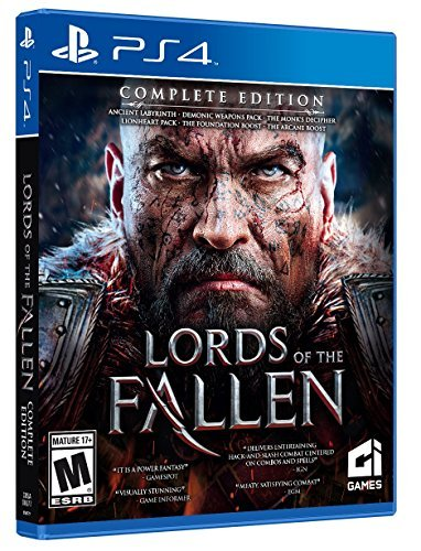 Ps4 Lords Of The Fallen Complete Edition Lords Of The Fallen Complete Edition