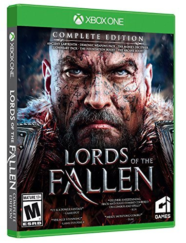 Xbox One Lords Of The Fallen Complete Edition Lords Of The Fallen Complete Edition