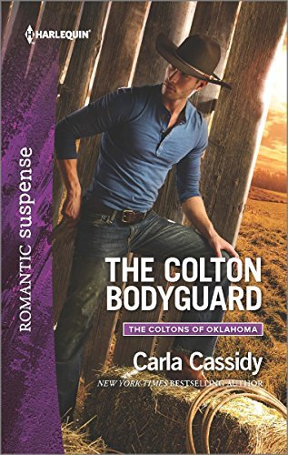 Carla Cassidy The Colton Bodyguard