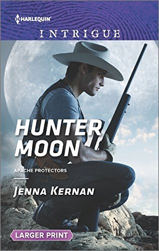 Jenna Kernan Hunter Moon Large Print