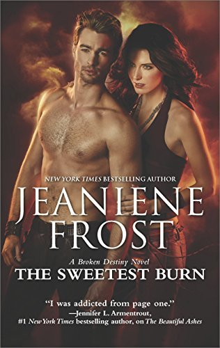 Jeaniene Frost The Sweetest Burn