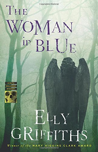 Elly Griffiths The Woman In Blue