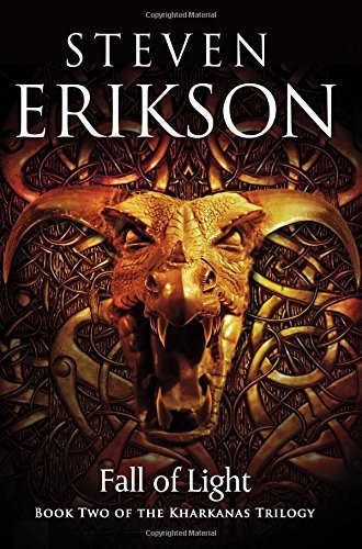 Steven Erikson Fall Of Light