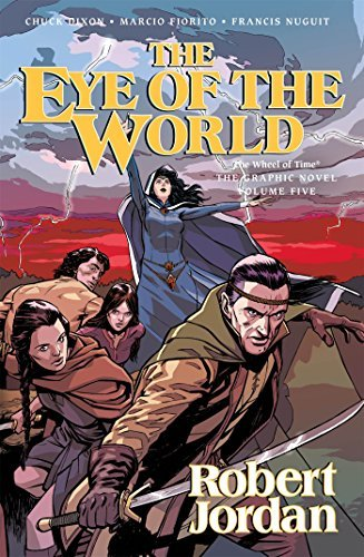 Robert Jordan The Eye Of The World The Graphic Novel Volume Five