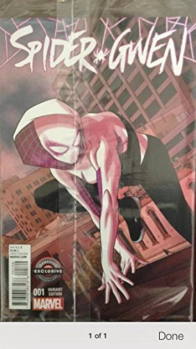 Comic Book Radioactive Spider Gwen