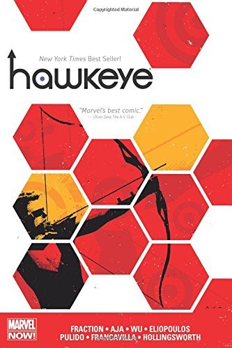 Marvel Comics Hawkeye Volume 2