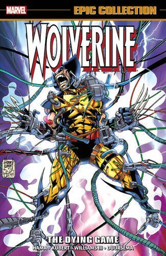 Larry Hama Wolverine Epic Collection The Dying Game