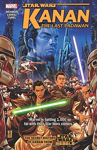 Greg Weisman Star Wars Kanan The Last Padawan Volume 1