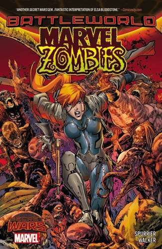 Simon Spurrier Marvel Zombies Battleworld