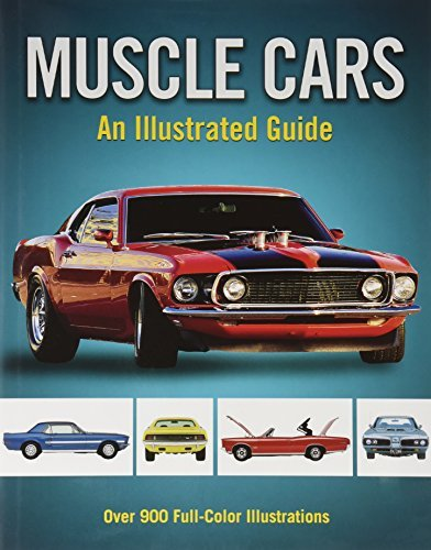 Craig Cheetham Muscle Cars An Illustrated Guide