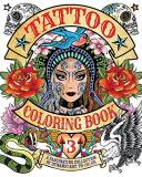 Patience Coster Tattoo Coloring Book 3