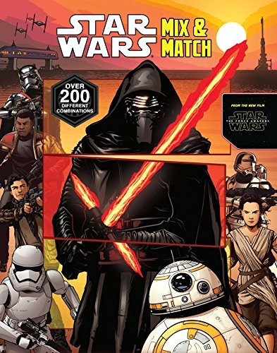 Harper Benjamin Star Wars The Force Awakens Mix & Match