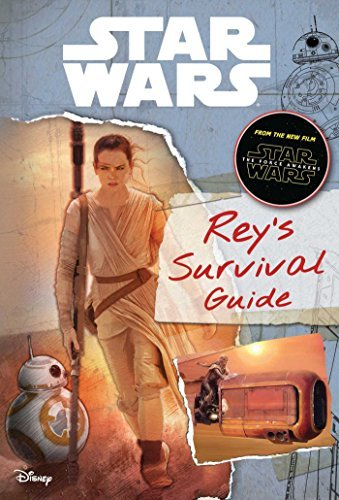 Jason Fry Star Wars The Force Awakens Rey's Survival Guide