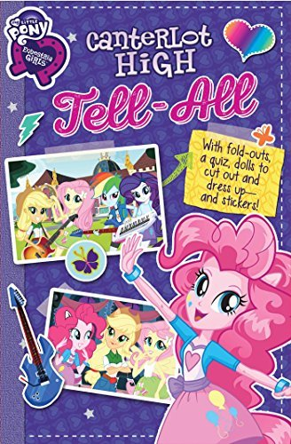 Susan Ring My Little Pony Equestria Girls Canterlot High Tell All
