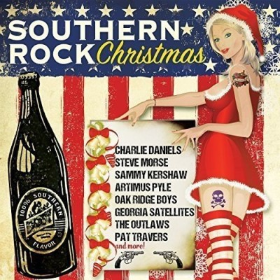 Various Artist Southern Rock Christmas