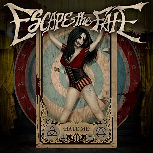 Escape The Fate Hate Me Explicit Version