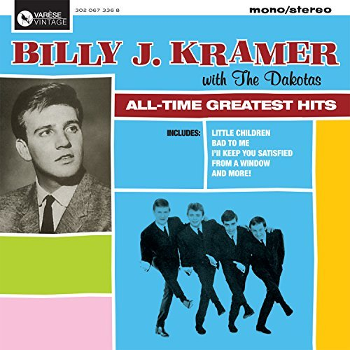 Billy J & Dakotas Kramer Very Best Of Billy J Kramer Wi Very Best Of Billy J Kramer Wi