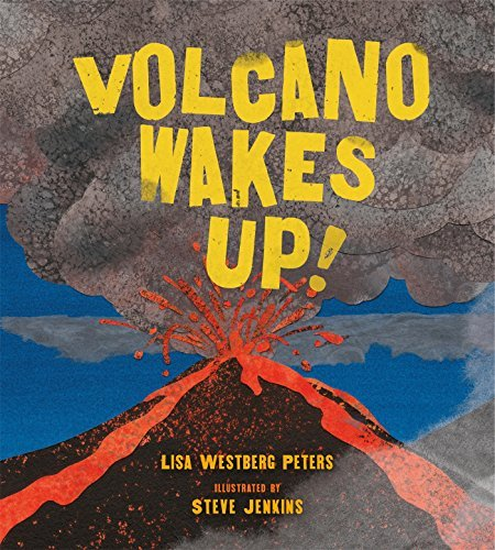 Lisa Westberg Peters Volcano Wakes Up!