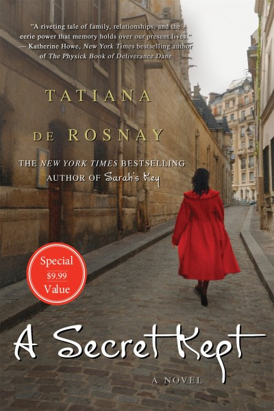 Tatiana De Rosnay A Secret Kept Special