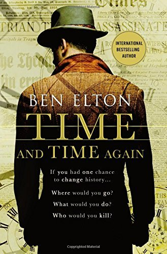 Ben Elton Time And Time Again