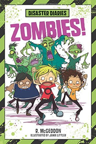 R. Mcgeddon Disaster Diaries Zombies!
