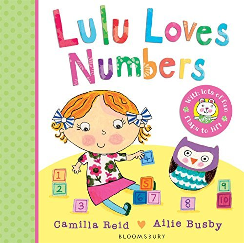 Camilla Reid Lulu Loves Numbers