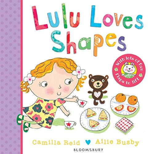 Camilla Reid Lulu Loves Shapes
