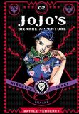 Hirohiko Araki Jojo's Bizarre Adventure Part 2 Battle Tendency Volume 2