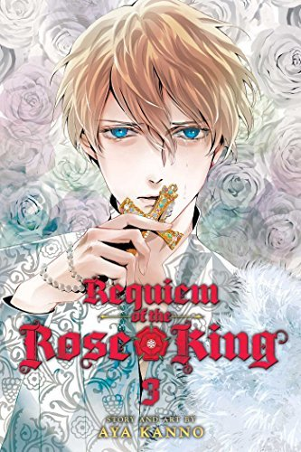 Aya Kanno Requiem Of The Rose King Volume 3