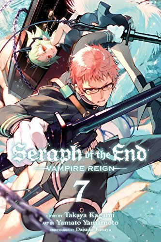 Takaya Kagami Seraph Of The End Volume 7 Vampire Reign
