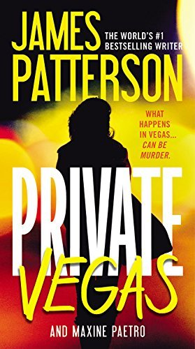 James Patterson Private Vegas