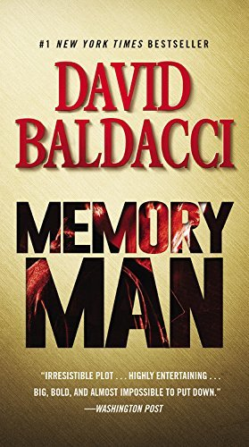 David Baldacci Memory Man
