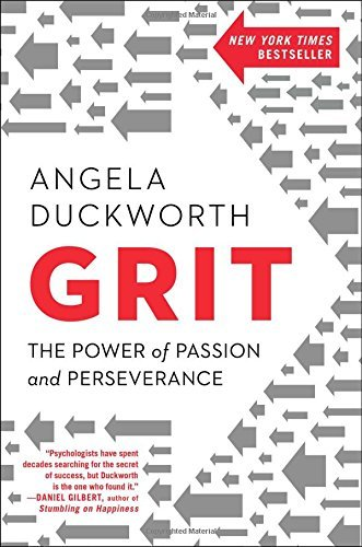Angela Duckworth Grit The Power Of Passion And Perseverance