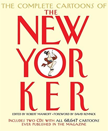 Robert Mankoff The Complete Cartoons Of The New Yorker [with Cdro