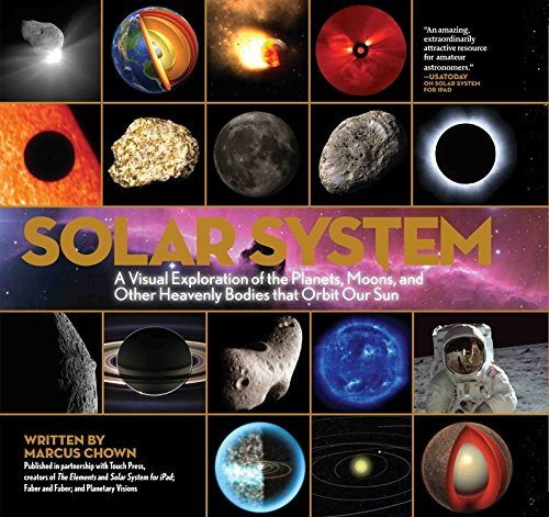 Marcus Chown Solar System A Visual Exploration Of All The Planets Moons An