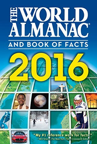 Sarah Janssen The World Almanac And Book Of Facts 2016